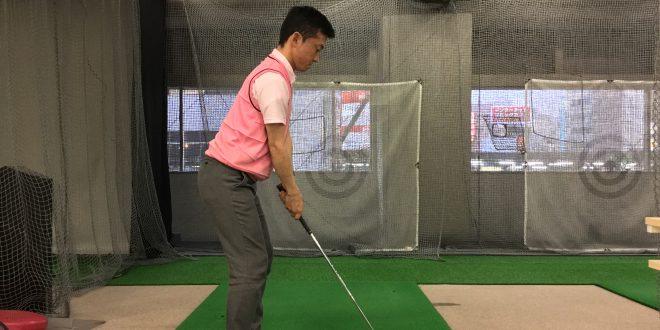 ゴルフ 初心者
